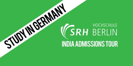 SRH Hochschule Berlin - India Admissions Tour tickets