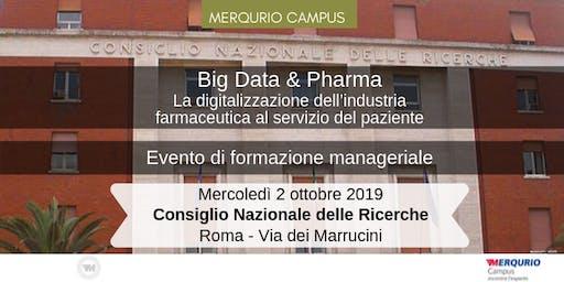 La digitalizzazione dell'industria farmaceutica al servizio del paziente