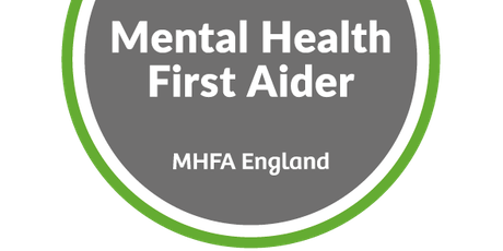 Mental Health First Aider:   Youth - 2 days tickets