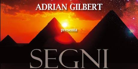 Presentazione del libro Segni Celesti di Adrian Gilbert biglietti
