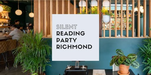 Silent Reading Party Richmond - September 2019