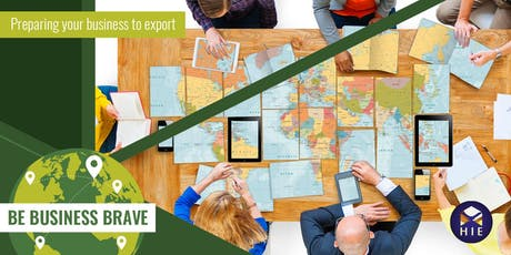 Preparing your business to Export - Inverness tickets