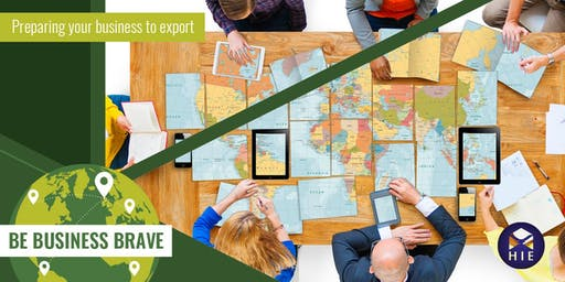 Preparing your business to Export - Inverness