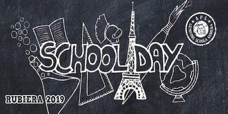 School Day 2019 biglietti