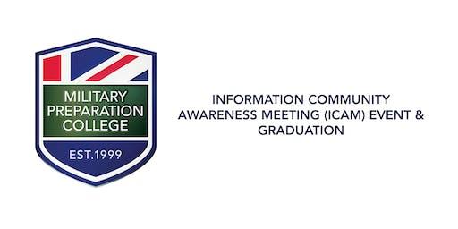 Information Community Awareness Meeting (ICAM) & Graduation Event  MPC IOW