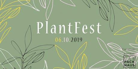 PlantFest Tickets