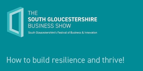 How to Build Resilience and Thrive! tickets