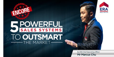 5 Powerful Sales Systems to Outsmart the Market (SPECIAL ENCORE SESSION) tickets