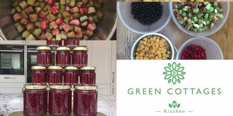 Preserving - Pickling, Jam and Chutney making workshop- have fun learning how to preserve fruit and vegetables tickets