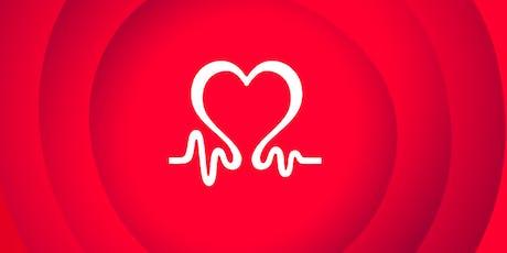 Cardiac Rehabilitation Humber Coast and Vale - Focus on the Long Term Plan tickets