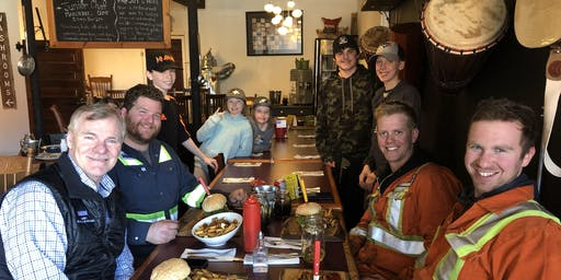 Jr. Chef Hospitality, Baking & Tea Service Life Skills Sessions