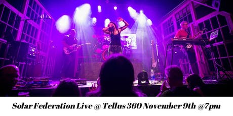 """""""Solar Federation: Performing the Music of Rush"""" tickets"""