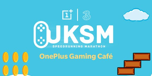 The Speed of Games - OnePlus Gaming Café