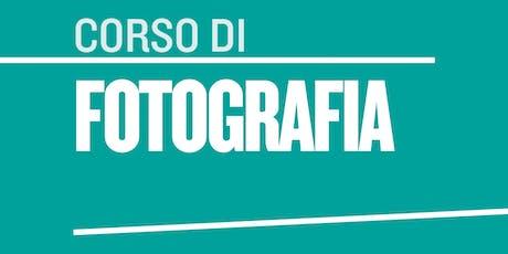 Corso di Fotografia a Nola biglietti