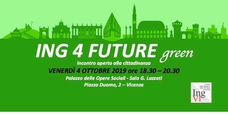 ING 4 FUTURE green tickets