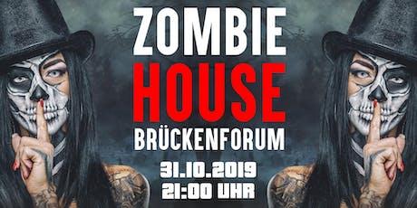 ZOMBIE HOUSE BONN // HALLOWEEN 2019 Tickets