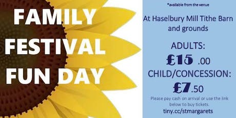 Save our St Margaret's Family Festival Fun Day tickets