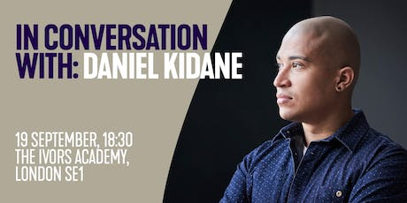 In Conversation with Daniel Kidane tickets