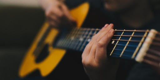 Guitar Skills: A 12 Week Course for Adults