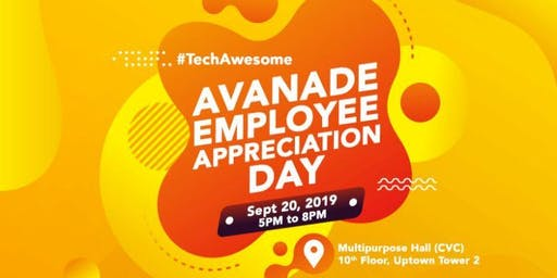 Avanade Employee Appreciation Day