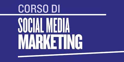 Corso Social Media Marketing a Nola