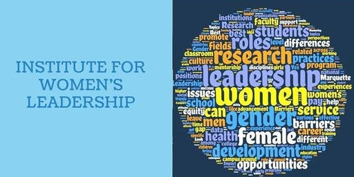 Institute for Women's Leadership (IWL) Launch Celebration