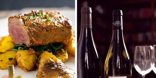 The Cinnamon Kitchen Oxford Wine tasting dinner with Vivek Singh & Laurent Chaniac