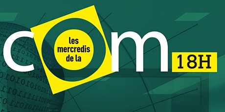 Mercredis de la Communication 2019-2020, le forum de l'ICP billets