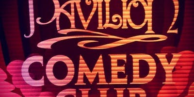 Monday Night Comedy at the Pavilion!