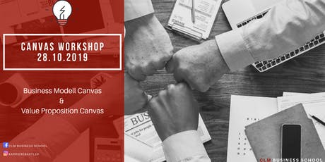 Canvas Workshop Tickets