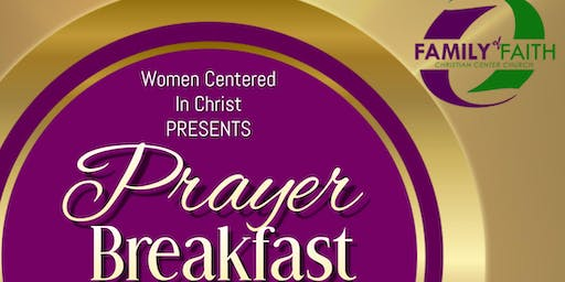 Thanksgiving Prayer Breakfast for All