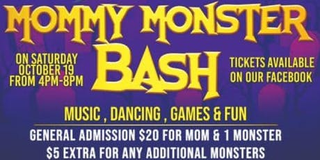 Mommy Monster Bash tickets