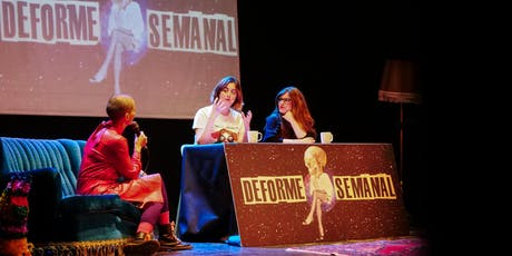 Radio Primavera Sound presenta: Deforme Semanal Ideal Total tickets