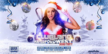 CLUBLAND CLASSIX XMAS PARTY tickets