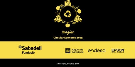 Imagine Circular Economy 2019. Demo Day entradas
