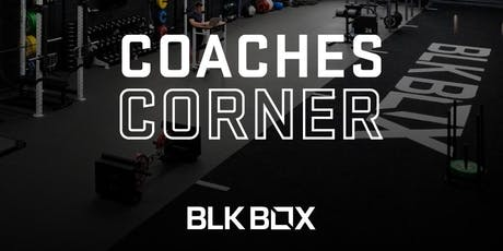 Coaches Corner with Nick Simpson  tickets