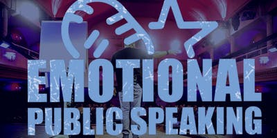 1. Emotional Public Speaking Masterstage