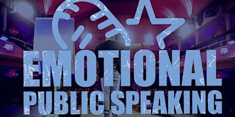 4. Emotional Public Speaking Masterstage Tickets