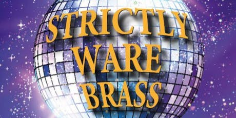 Strictly Ware Brass tickets