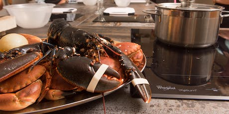 Crabs and Lobsters Wine Wednesday in the Kitchen tickets