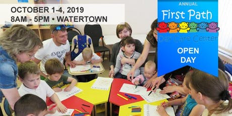 Open Day at First Path Day Care Center tickets