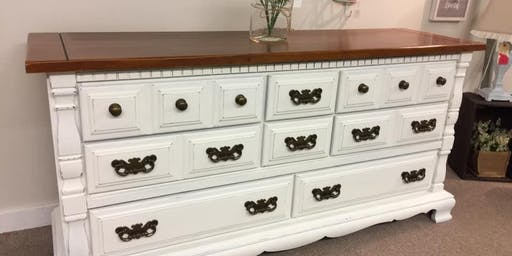 Learn to Paint Furniture Class
