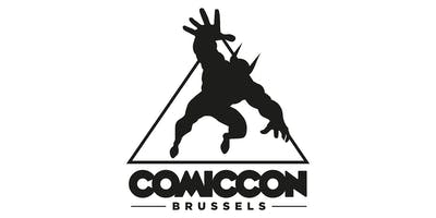 COMIC CON BRUSSELS 2020