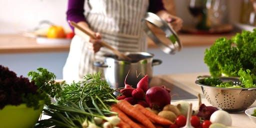 Clean Eating Cooking Classes #6  Demonstration Dinner at Soule' Studio