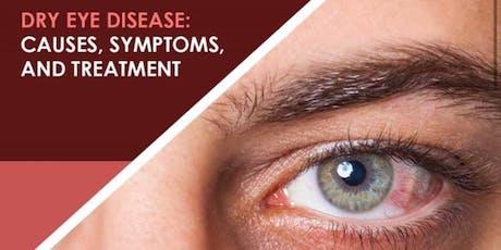 Q & A Dry Eye Clinic with Dr. Sarah Sharma OD tickets