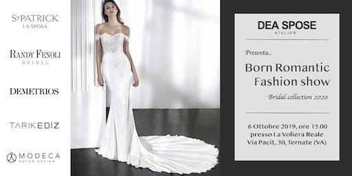 Born Romantic Fashion Show