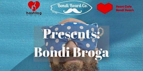 Bondi Broga tickets