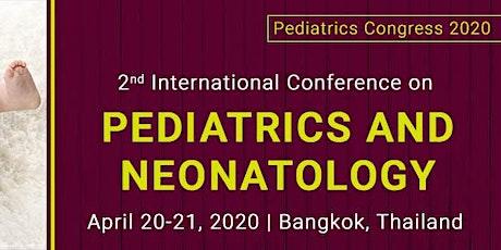 2nd International Conference on Pediatrics and Neonatology tickets