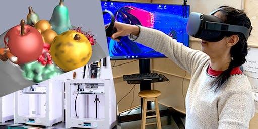 Continuum VR presents Creativity Sessions - Paint, Print, Pints & Pizza