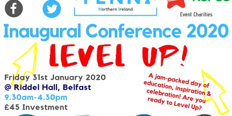 "YENNI's Inaugural ""Level UP!"" Conference 2020 tickets"